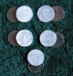 Obama Coins 2