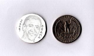 Obama Face 1