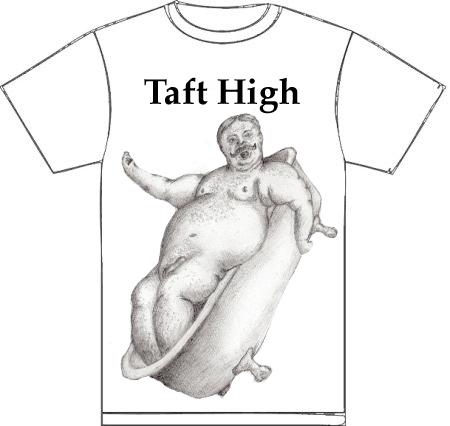 TaftTshirt